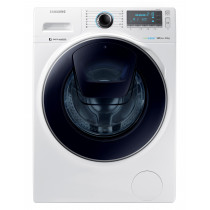Samsung WW80K7605OW Libera installazione Caricamento frontale 8kg 1600RPM A+++-30% Bianco lavatrice